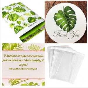 Other - Packaging kit- 25 each of 4 items